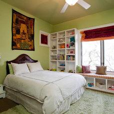 Mediterranean Bedroom by Butterfield Custom Homes
