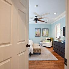 Eclectic Bedroom by Abbe Fenimore Studio Ten 25