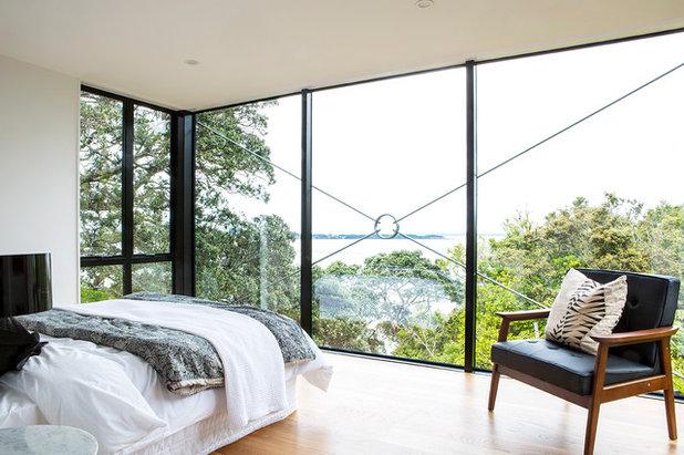 Contemporary Bedroom by Box™ Design & Build