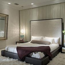 Contemporary Bedroom by Ramos Design Build Corporation - Tampa