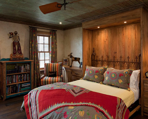 Mexican Bedroom Houzz