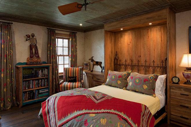 Traditional Bedroom by Rachel Mast Design