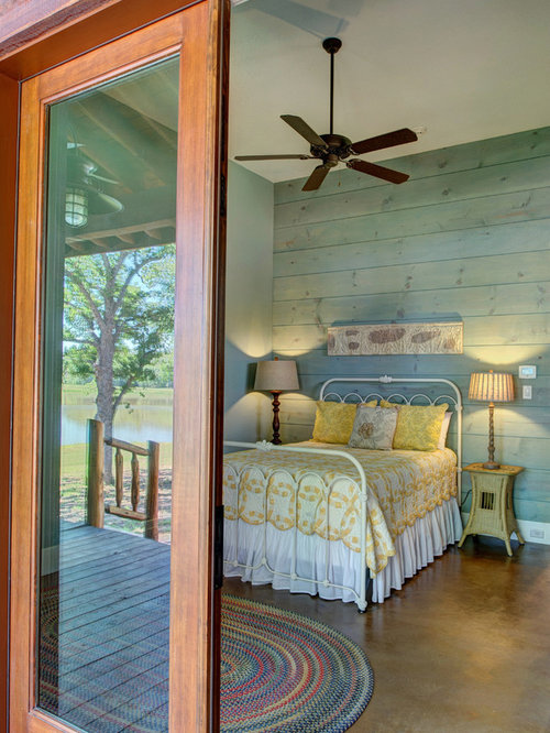 Stained Wood Walls Home Design Ideas, Pictures, Remodel