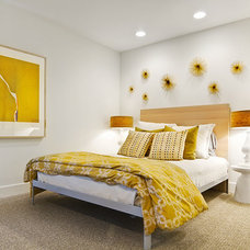 Contemporary Bedroom by Shaw Coates