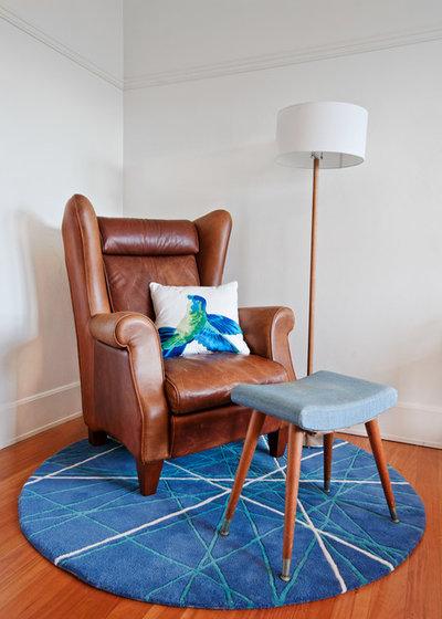 Eklektisch Schlafzimmer by Luisa Volpato Interiors