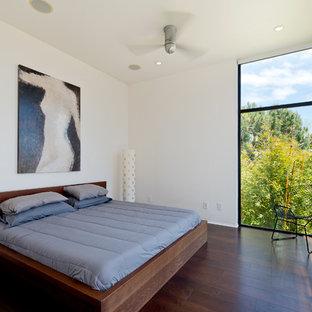 Minimalist bedroom photo in San Diego & 75 Most Popular Modern Bedroom Design Ideas for 2018 - Stylish ...