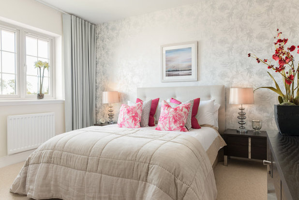 Contemporary Bedroom by ZAC in addition to ZAC - Photography