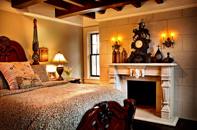 Traditional Bedroom by Karr Bick Kitchen and Bath