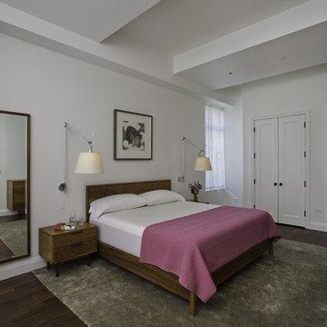 Reade Street Master Bedroom