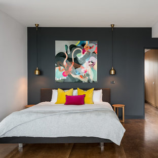 Rebecca Pountney Design - Richmond master bedroom
