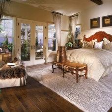 Traditional Bedroom by Warren Christopher Fine Floor Coverings