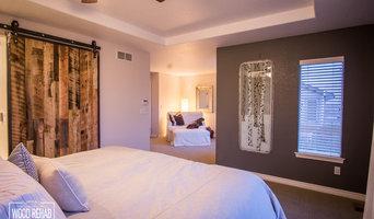 Reclaimed Bedroom