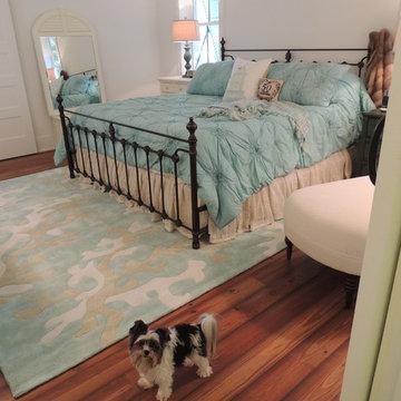 Reclaimed Heart Pine- Old Atlanta