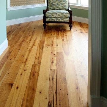 Reclaimed Hickory Hardwood Flooring