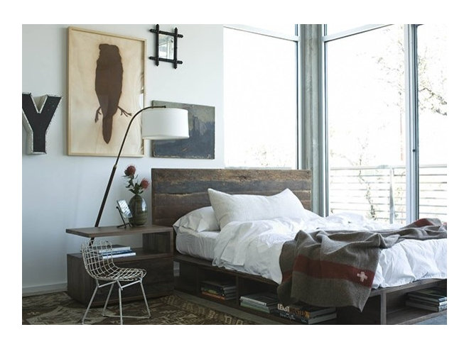 Contemporary Bedroom by Zin Home