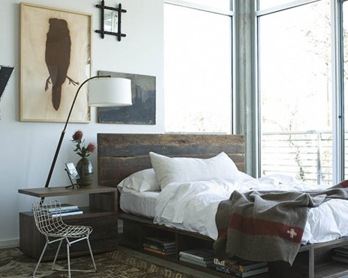 SaveEmail. Zin Home. 10 Reviews. Reclaimed Wood Platform Beds - Reclaimed Wood Bed Houzz