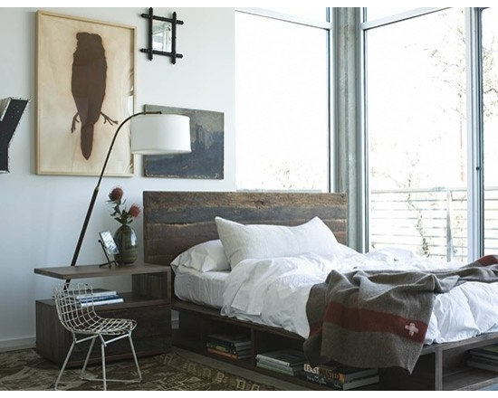 saveemail zin home 10 reviews reclaimed wood platform beds - Reclaimed Wood Bed Frame