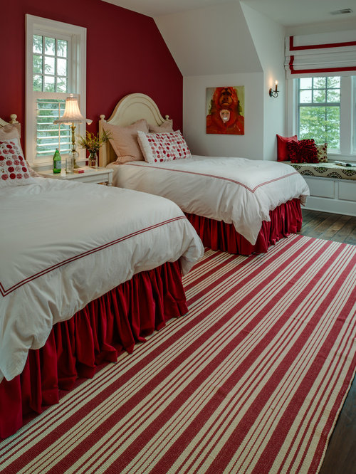 SaveEmail. Best Red And White Room Design Ideas   Remodel Pictures   Houzz