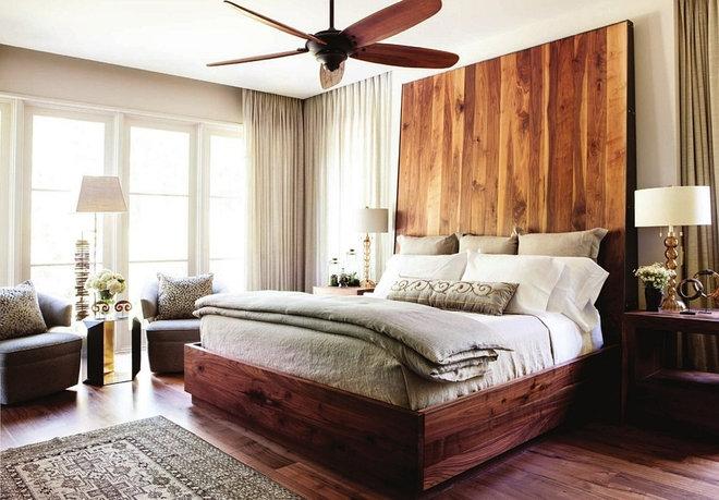 Modern Bedroom by Castro Design Studio