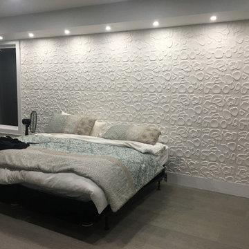 Redefined Master Bedroom