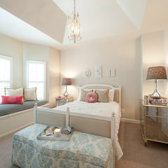 traditional bedroom by Heather ODonovan Interior Design