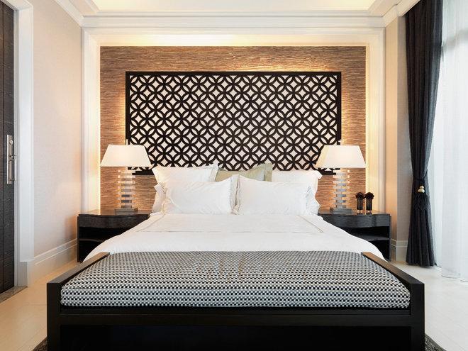 Transitional Bedroom by crestviewdoors