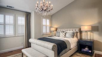 Redwood Shores Executive Home Transformation