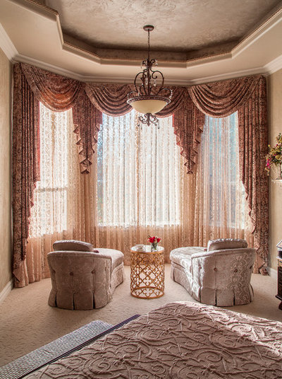 Traditional Bedroom by By Design Interiors, Inc