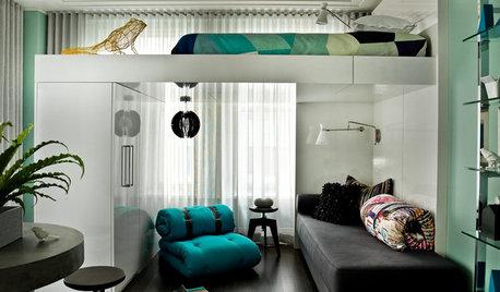 10 combinaisons de couleurs adaptées à la chambre d'un adolescent