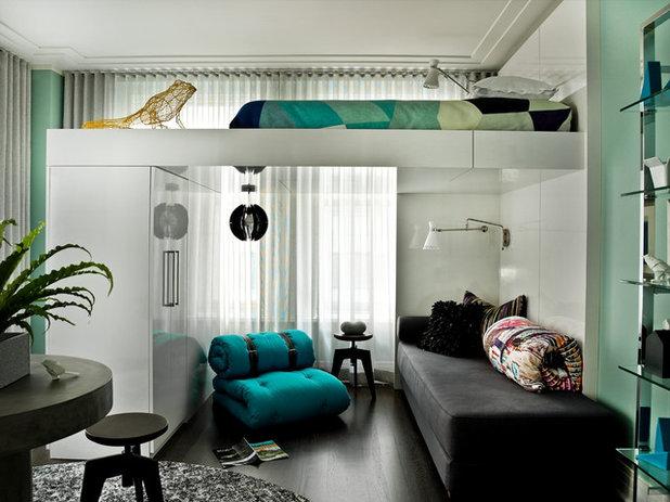 Soluzioni Salvaspazio Camera Da Letto : Nuovi trend salvaspazio mettere il letto sopra l armadio