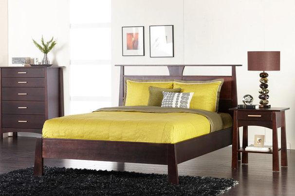 Contemporary Bedroom by Scandinavian Designs