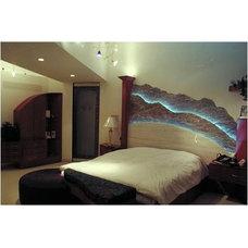 Contemporary Bedroom by Infuz Ltd., Architects