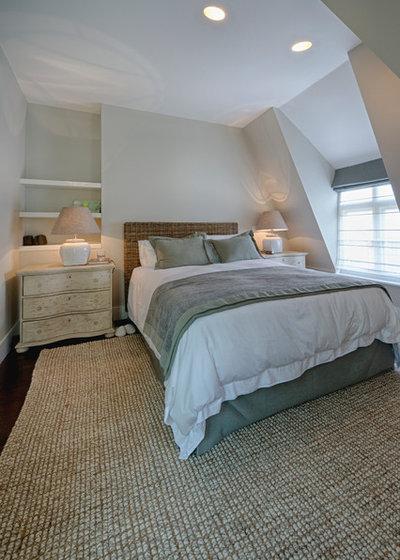 Contemporary Bedroom by marco joe fazio photography