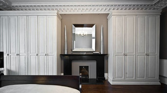 Refurbishment of a Victorian period bedroom