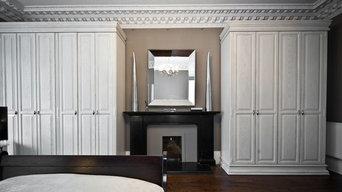 Refurbishment of a Victorian period bedroom