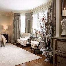 Traditional Bedroom by Regina Sturrock Design Inc.
