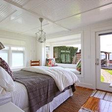 Beach Style Bedroom by West Seattle Window & Door LLC