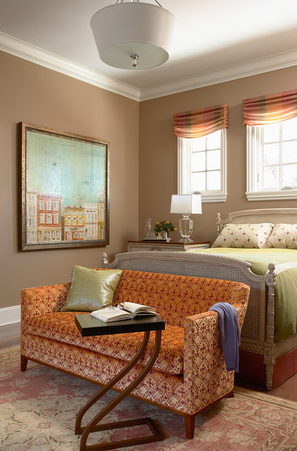 Traditional Bedroom by LiLu Interiors