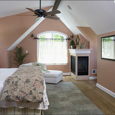 Traditional Bedroom by Bowers Design Build