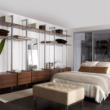 Contemporary Bedroom by Space Pro USA