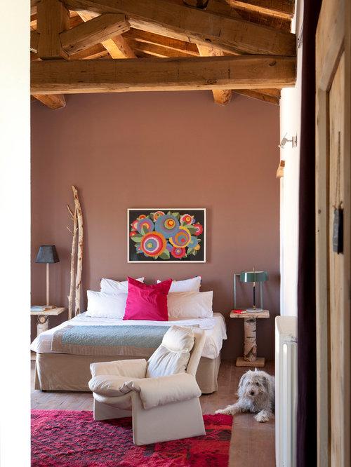 Foto e idee per camere da letto camera da letto in montagna italia - Camere da letto di montagna ...