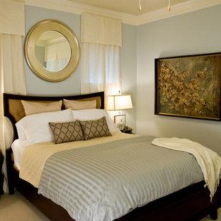 Relaxing guest room