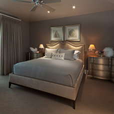Contemporary Bedroom by BCBE Construction LLC