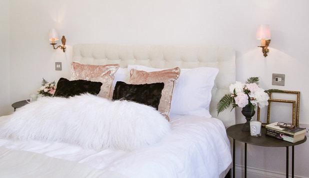 Contemporary Bedroom by Yoko Kloeden Design