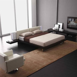 Reno-Tech - Contemporary Platform Bed - Features
