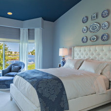 Contemporary Bedroom by Deborah Freedman Design