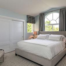 Contemporary Bedroom by Deborah Freedman Design