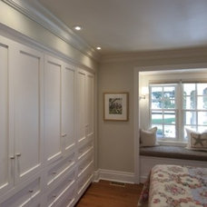 Traditional Bedroom Renovation - Craigleith, ON