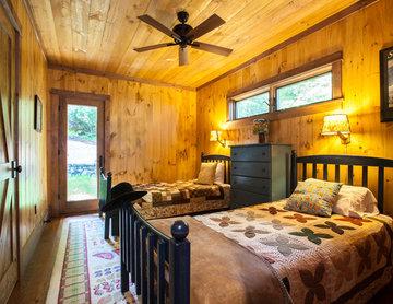 Renovation of 50's Ranch-Style Home
