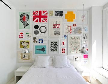 RES4 - Union Square Loft - Bedroom